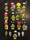 Lego Islander Minifigures Lot with accessories Pirates  Vintage