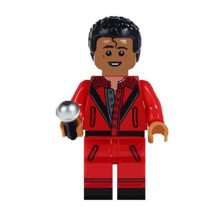 Michael Jackson minifigures Lego Minifigures sets Compatible toys