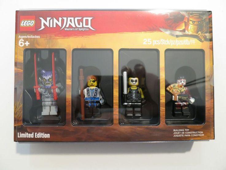 RARE LEGO TRU STORE EXCLUSIVE BRICKTOBER NINJAGO MINIFIGURE 5005257 6232950
