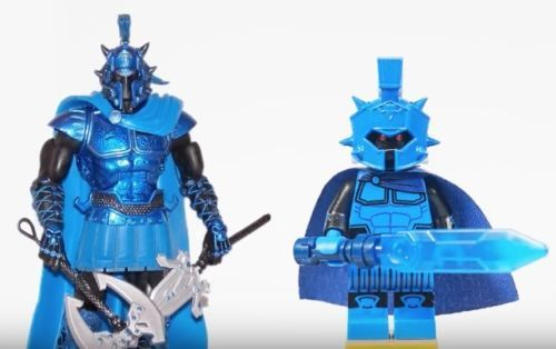 Details about Custom Gorgon Marvel Super heroes minifigures Inhumans royal family lego brick