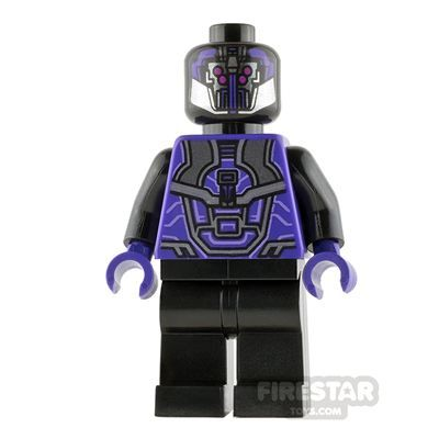 LEGO Super Heroes Mini Figure – Sakaarian Guard  | Super Heroes LEGO Minifigures…