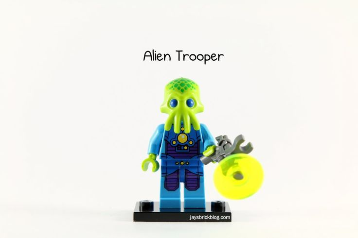 LEGO Minifigures Series 13 – Alien Trooper
