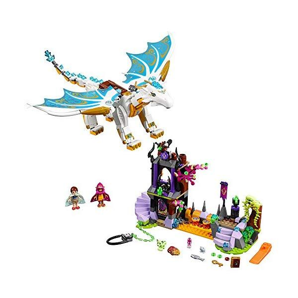 LEGO Elves Queen Dragon's Rescue 41179 Creative Play Toy for 9- to 12-Year-Old…