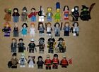 LEGO RARE EXCLUSIVE MINIFIGURE LOT NEW