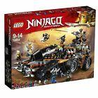 LEGO 70654 Ninjago Dieselnaut BRAND NEW FACTORY SEALED 1179 PCS SET
