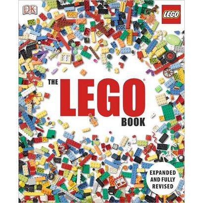 The LEGO Book (Hardcover) by Daniel Lipkowitz