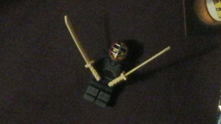 NEW LEGO MINIFIGURES SERIES 15 71011 – Kendo Fighter