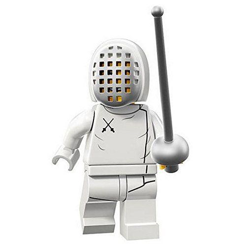 LEGO Minifigures Series 13 Fencer Construction Toy Review