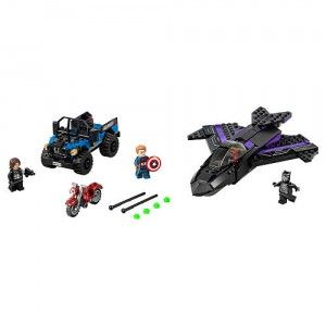 LEGO Marvel Super Heroes Black Panther Pursuit from LEGO