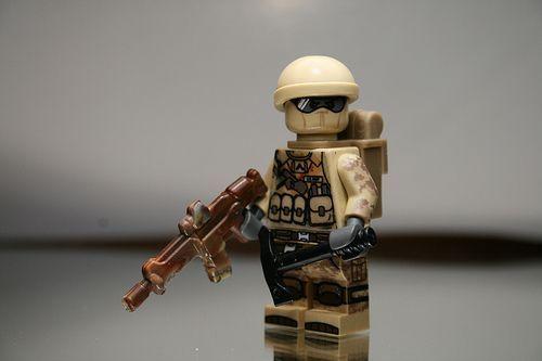 Lego Desert specialist!