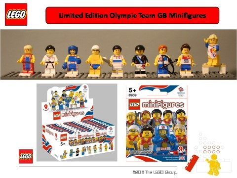 2012 Olympic Minifigures – WatchOlympics2012Online dot org