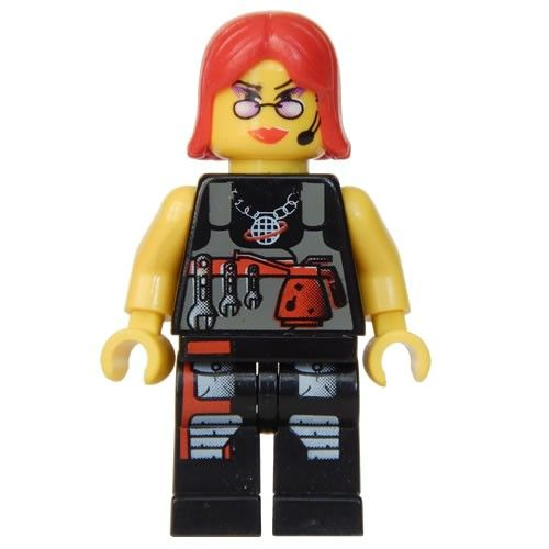LEGO Minifigure alp001 Cam | iBricktoys: LEGO shop guide and database