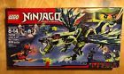 LEGO 70736 Ninjago Masters Of Spinjitzu Attack of the Morro Dragon Set NEW Boxed