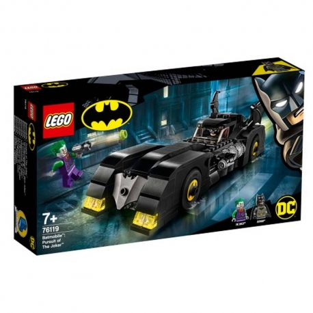 Batmobile: Pursuit of The Joker LEGO DC Super Heroes 76119 by LEGO