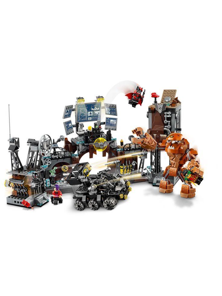 LEGO DC Batman 76122 Batcave Clayface Invasion
