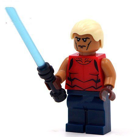 Aqualad DC super hero Minifigures Lego Compatible Toys