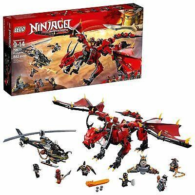 Details about LEGO NINJAGO Masters of Spinjitzu: Firstbourne 70653 Ninja Toy Building Kit NEW