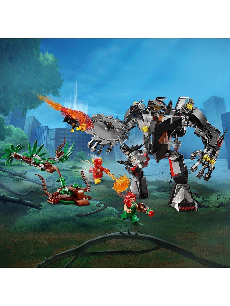 LEGO DC Super Heroes 76117 Batman Vs. Poison Ivy Mech