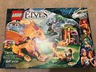LEGO Elves 41175 Fire Dragons Lava Cave Retired! NEW!