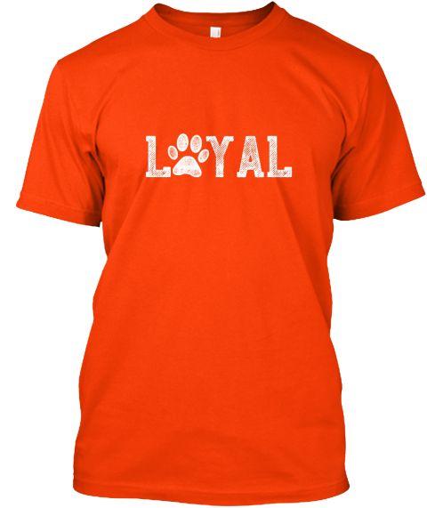 Loyal Paws College Football Fan