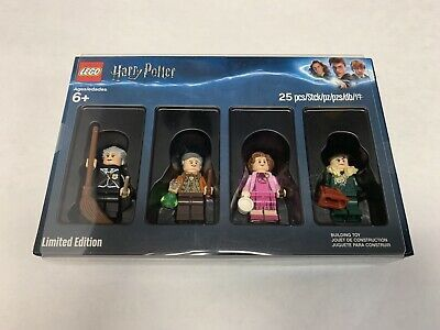 10x LEGO Harry Potter Bricktober Minifigure Sets 5005254 Sealed Limited Edition