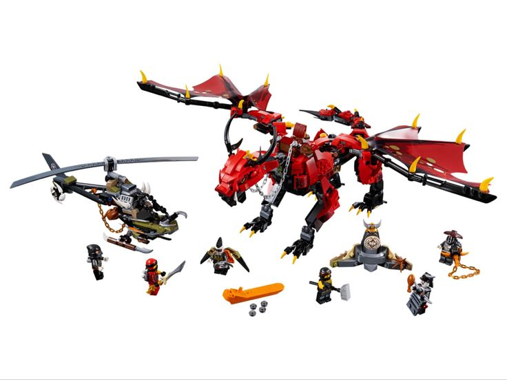 Firstbourne 70653 | NINJAGO® | Buy online at the Official LEGO® Shop US