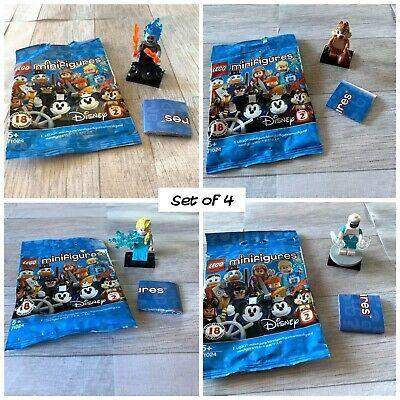 Details about 4 X Disney Lego minifigures series 2 – Dale, Elsa, Frozone, Hades , Bulk Lot