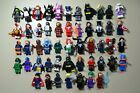 Lego Super Heroes Minifigures Lot RARE!!!