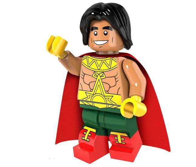 Ei Dorado Lego Minifigures Compatible Super Heroes Toy