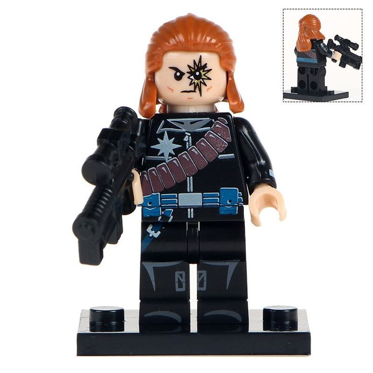 Minifigure Longshot X-Men Marvel Super Heroes Compatible Lego Building Block Toys