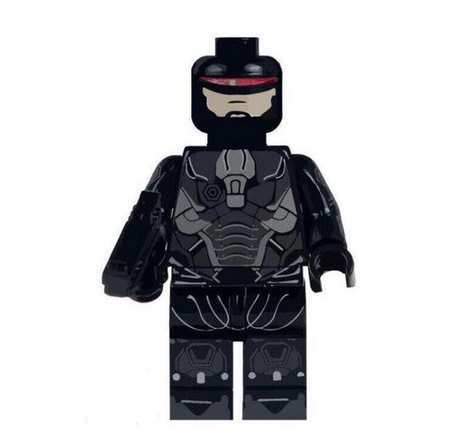 Robocop movie series Lego Minifigures Compatible Toy