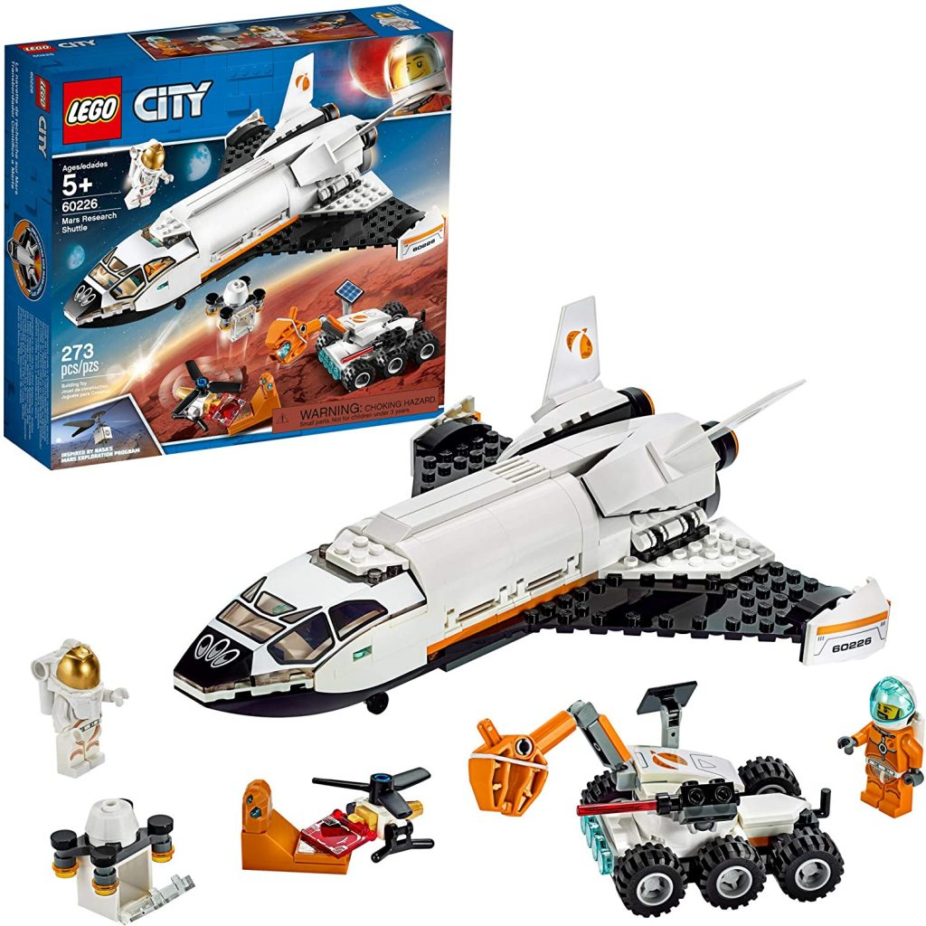 Mars Research Shuttle 60226 Lego City