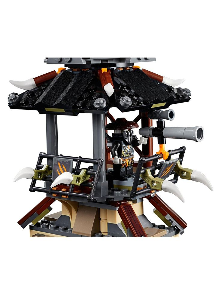 Lego Ninjago 70655 Dragon Pit – One Colour –