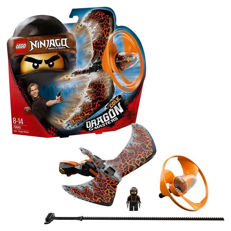 LEGO Ninjago 70645 Cole Drakenmeester
