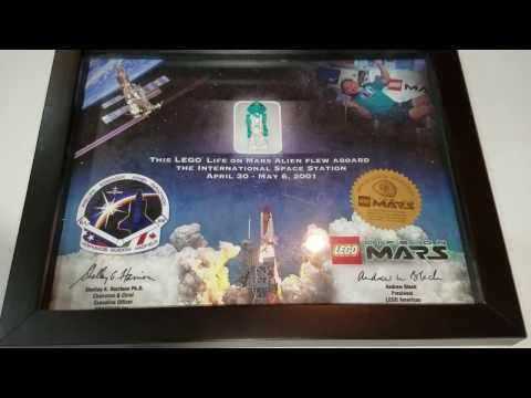 (31) Minifigure that has been to space – Lego Life on Mars International Space S…