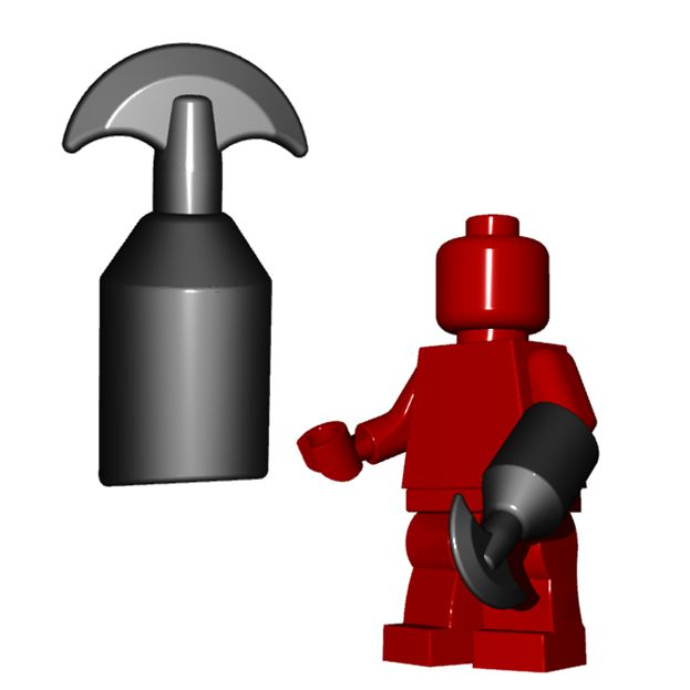 Minifigure Weapon – Scissor