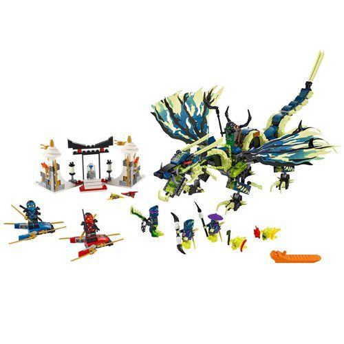LEGO Ninjago 70736 Attack of The Morro Dragon – Masters of Spinjitzu 2015