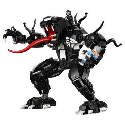 Lego Super Heroes Marvel Spider-Man Spider Mech vs Venom 76115