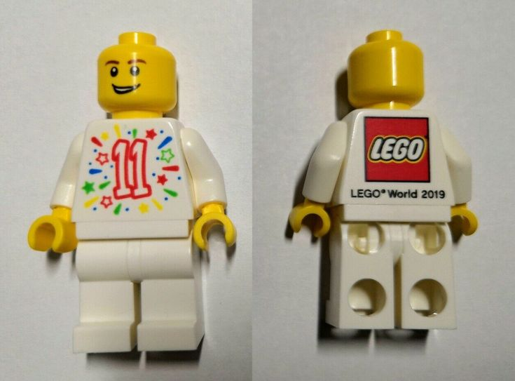 Limited LEGO World 2019 minifigure | RARE | | eBay