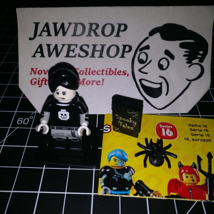 SPOOKY BOY – Lego Minifigures Series 16 Near Mint Condition Barely Used