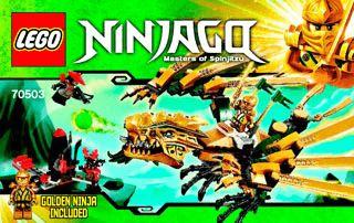 The Golden Dragon 70503 – LEGO Ninjago – Building Instructions – LEGO.com