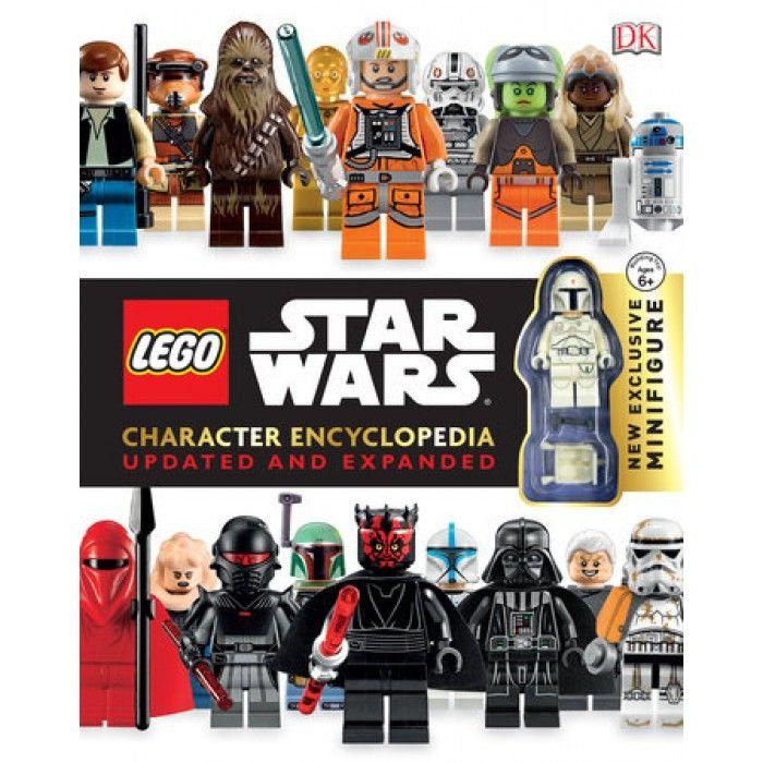 LEGO Star Wars Character Encyclopedia   DK Children