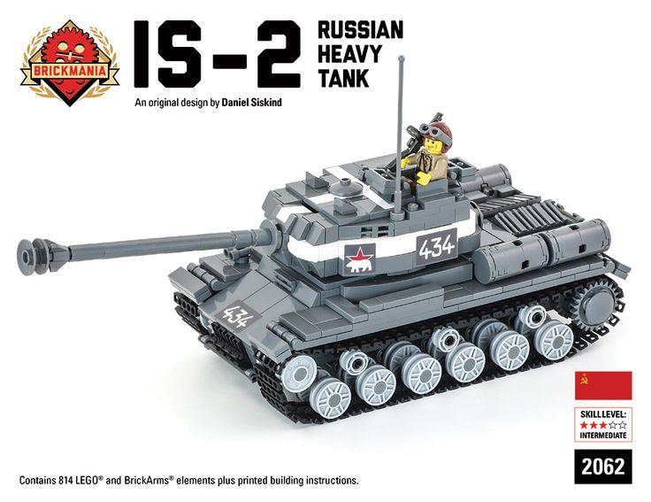 IS-2 Russian Heavy Tank – Premium Black Box Edition Kit
