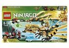 LEGO Ninjago The Golden Dragon 70503 Retired New Factory Sealed Gold