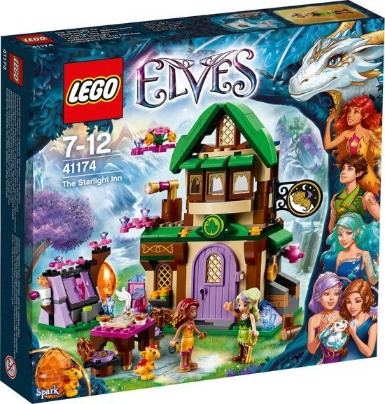 LEGO Elves De Starlight Herberg – 41174