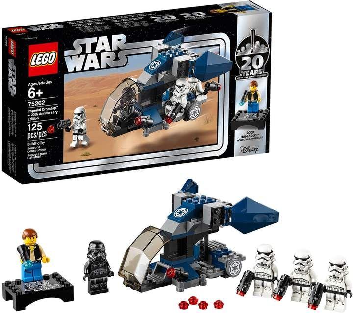 Lego Star Wars Imperial Dropship 20th Anniversary Ed 75262