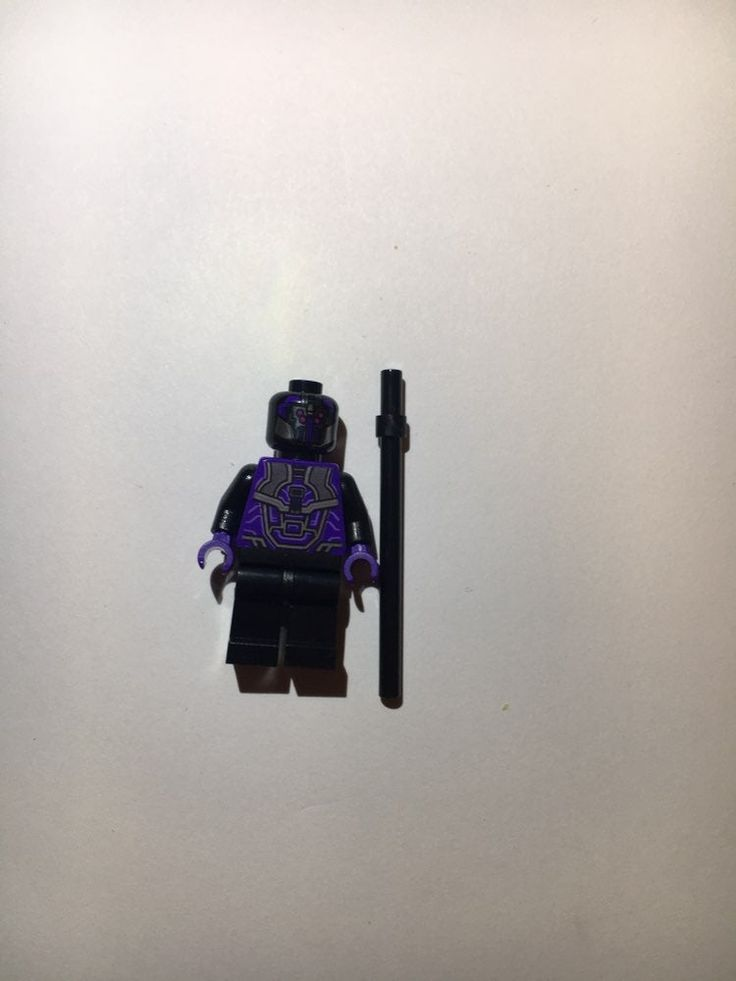 Never played with authentic Lego marvel super heroes Minifigure Sakaarian Guard …