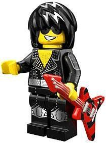 $10 – LEGO Minifigures Series 12 Rock Star Minifigure [Loose] b… www.amazon.co…