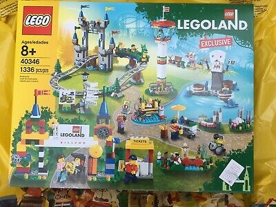 Lego 40346 LEGOLAND Exclusive 1336 pcs IN-HAND BRAND NEW FACTORY SEALED 2019
