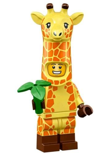 Details about The LEGO Movie 2 Minifigures Series 71023 GIRAFFE SUIT GUY Minifigure Sealed